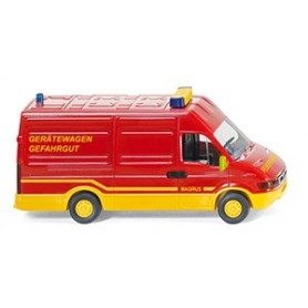 Wiking 60109 Iveco Daily Feuerwehr