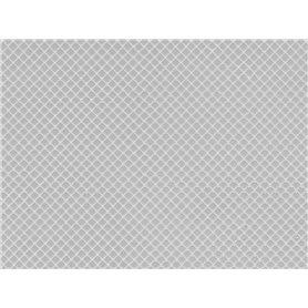 Vollmer 47352 Takplatta Skiffer, mått 149 x 109 mm, plast