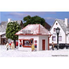 """Vollmer 47625 Kiosk """"Hot Dog Henry"""""""
