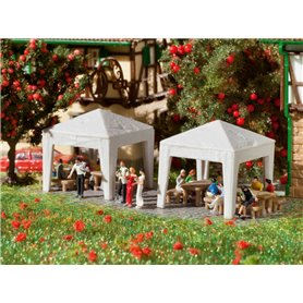 Vollmer 47629 Party tents, 2 pieces