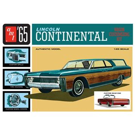 AMT 1081 Lincoln Continental 1965