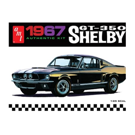 AMT 834 1967 Ford Shelby GT350