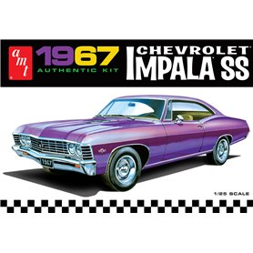 AMT 981 Chevrolet Impala SS 1967