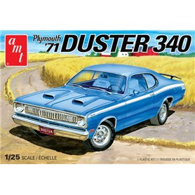 AMT 1118 Plymouth Duster 340 1971