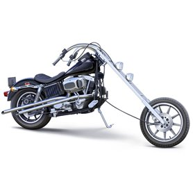 "Revell 7541 Grim Reaper ""Old School Chopper"" Tom Daniel"