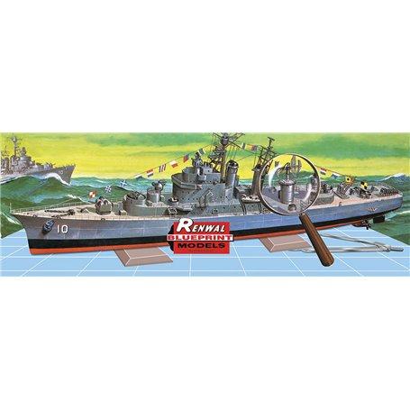 """Revell 0603 U.S.S. King """"Destroyer Leader"""""""
