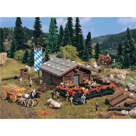 Vollmer 47741 Kaiser-Franz-Josef-mountain-cottage