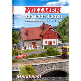 Media KAT482 Vollmer Katalog 2018/2019/2020