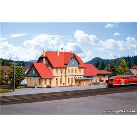 "Kibri 36702 Station ""Rodach/Coburg"""