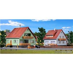 """Kibri 37040 Enfamiljshus, 2st, """"Meisenweg"""""""