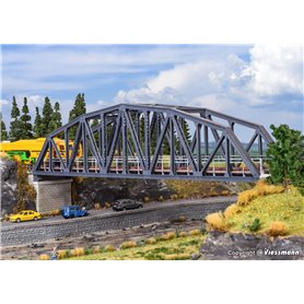 Kibri 39700 Steel arch bridge, single track