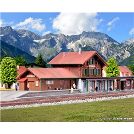 Kibri 36703 Station Château d´Oex