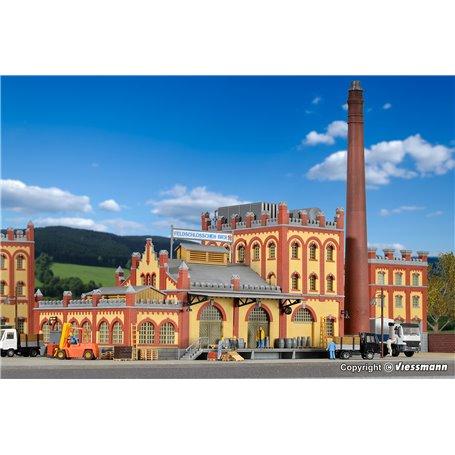 Kibri 39826 Cold storage and depot for brewery Feldschlösschen