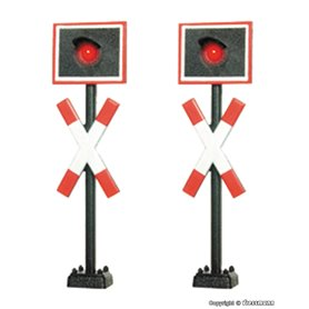 Viessmann 5058 St. Andrew`s cross, 2 pieces