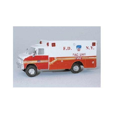 """Trident 90221 Chevrolet """"F.D. N.Y. RAC UNIT"""""""