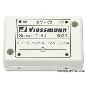 Viessmann 5020 Elektroniskt svetsljus/blixtrande