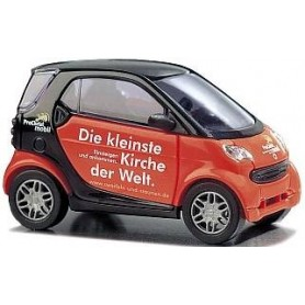 Busch 48963 Smart Fortwo ?ProChrist mobile?