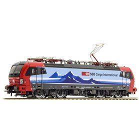 "Roco 73944 Ellok klass 193 typ SBB Cargo International"" med ljudmodul"