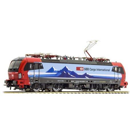 """Roco 73944 Ellok klass 193 typ SBB Cargo International"""" med ljudmodul"""