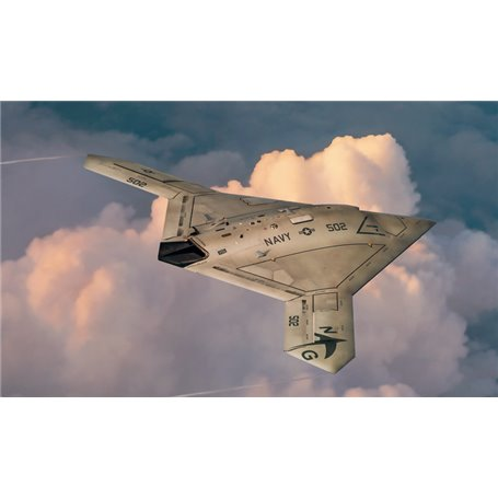 Italeri 1421 Flygplan X-47B
