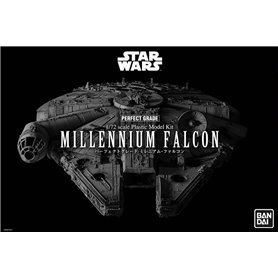 "Revell 01206 Star Wars BANDAI Millennium Falcon ""Perfect Grade"""