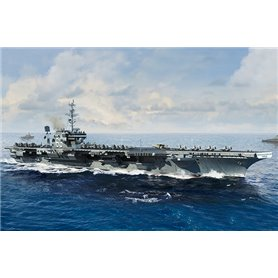 Trumpeter 06714 USS Kitty Hawk CV-63