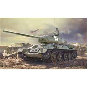 Italeri 6545 Tanks T34/85 Zavod 183 Mod. 1944