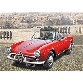 Italeri 3653 Alfa Romeo Giulietta Spider 1300