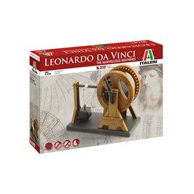 "Italeri 3112 Leonardo Da Vinci ""Leverage Crane"""