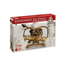"Italeri 3113 Leonardo Da Vinci - ""Rolling Ball Timer"""