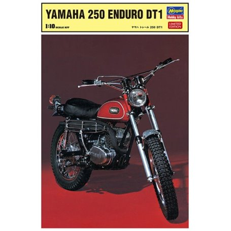 Hasegawa 52171 Motorcykel Yamaha 250 Enduro DT1
