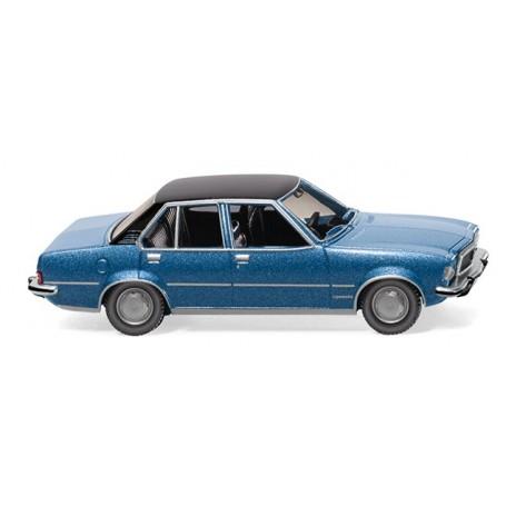 Wiking 79604 Opel Commodore B ? laser blue metallic