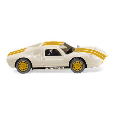 Wiking 16302 Porsche 904 GTS – pearl white