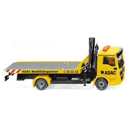 Wiking 63607 ADAC towing vehicle (MAN TGL Euro 6)
