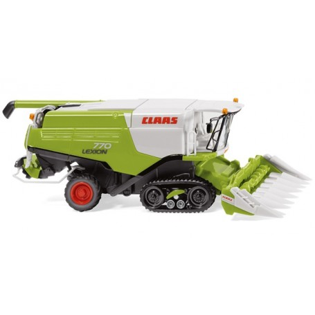 Wiking 38913 Claas Lexion 770 TT combine harvester with Conspeed