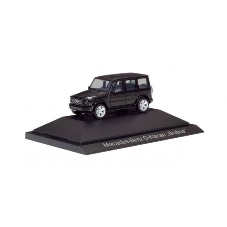 Herpa 102131 Mercedes-Benz G class Brabus, with new Brabus rims (new type)