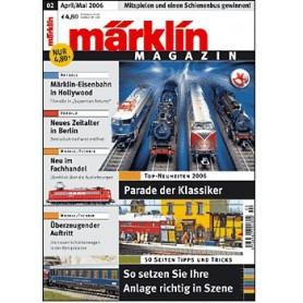Märklin 103209 Märklin Magazin 2/2006