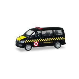 Herpa 094382 VW T6 Multivan 'Fraport Safetycar'