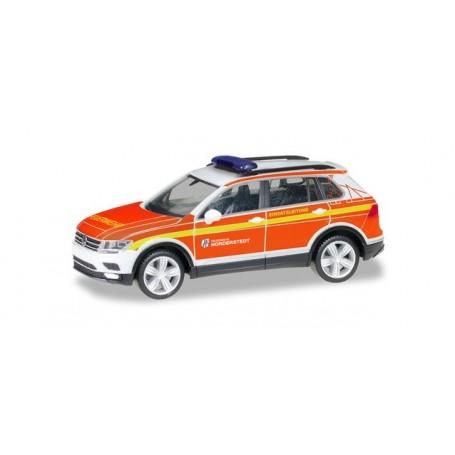 Herpa 094443 VW Tiguan command vehicle 'Voluntary fire brigade Norderstedt'