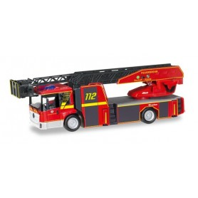 Herpa 094481 Mercedes-Benz Econic turnable ladder 'Fire Department Bocholt | Rhede'