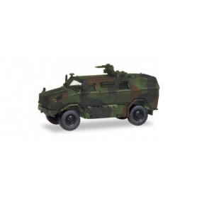 Herpa 746397 ATF Dingo with KMW 1530, decorated