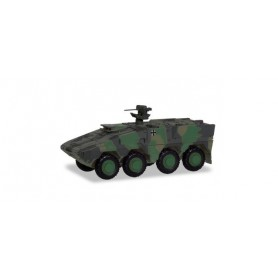 Herpa 746403 GTK Boxer Transport vehicle, redecorated in bronze green