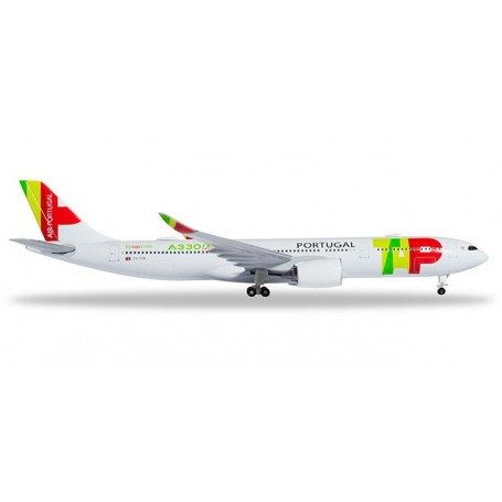 Herpa 532860 Flygplan TAP Air Portugal Airbus A330-900 neo