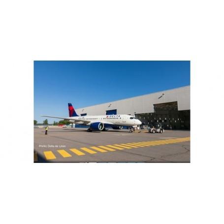 Herpa 532952 Flygplan Delta Air Lines Airbus A220-100