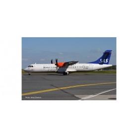 Herpa 533034 Flygplan SAS Scandinavian Airlines ATR-72-600