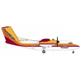 Herpa 559553 Flygplan Tyrolean Airways De Havilland Canada DHC-7