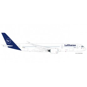 Herpa 559577 Flygplan Lufthansa Airbus A350-900 - new colors