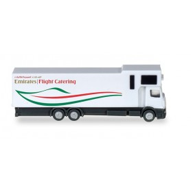 Herpa 559607 Emirates Flight Catering – A380 Catering truck