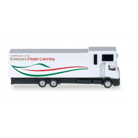 Herpa 559607 Emirates Flight Catering ? A380 Catering truck