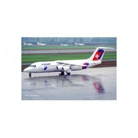 Herpa 559638 Flygplan Crossair Avro RJ100 'Jumbolino'